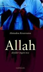 """Allah skylder ingen noe"", Ahmadou Kourouma (Cappelen Damm)"