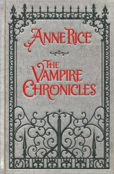 """The Vampire Chronicles"", Anne Rice (Coverbilde fra Barnes & Nobles)"